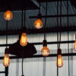 гирлянды ламп