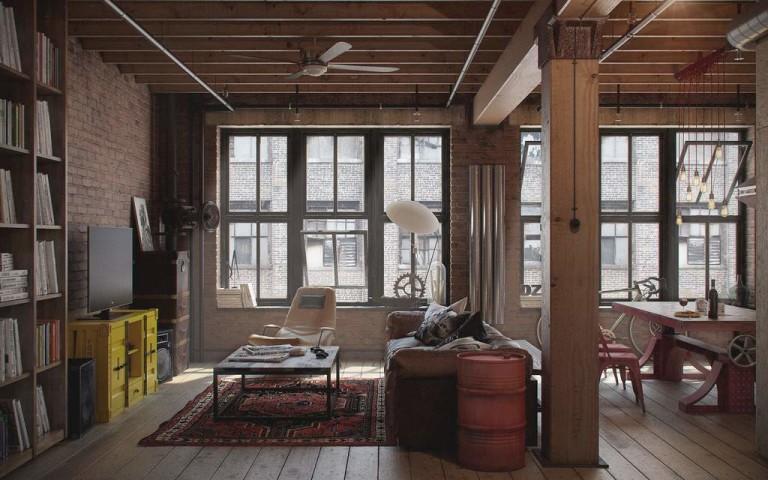 мебель для лофта