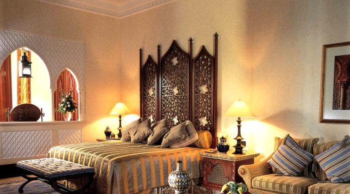деревянная ширма в восточном стиле