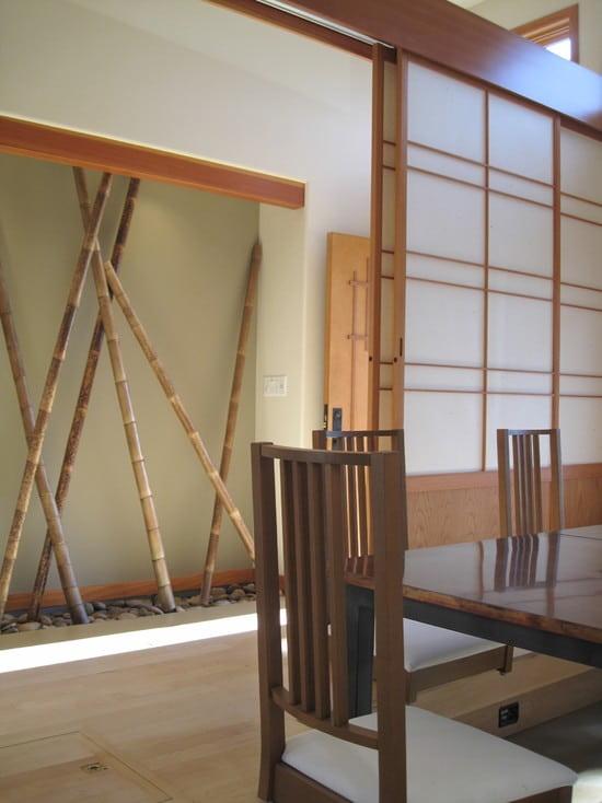 перегородки в японском стиле